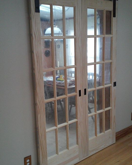 New French Doors Installed in Dover NH