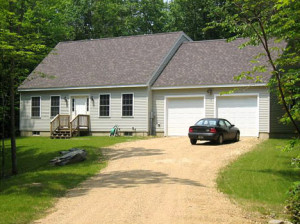 Cape Style Home | Strafford NH